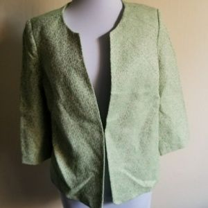 The Limited Jackets & Coats - THE LIMITED collarless blazer